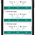 Betpractice android app football Live Coupon how to guide 2