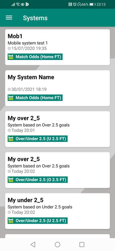Betpractice android appfootball betting systems how to guide 2