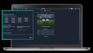 selección de muestra en análisis de pronósticos de fútbol